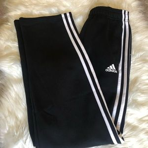 Adidas | New With Tags Black Noir Pants